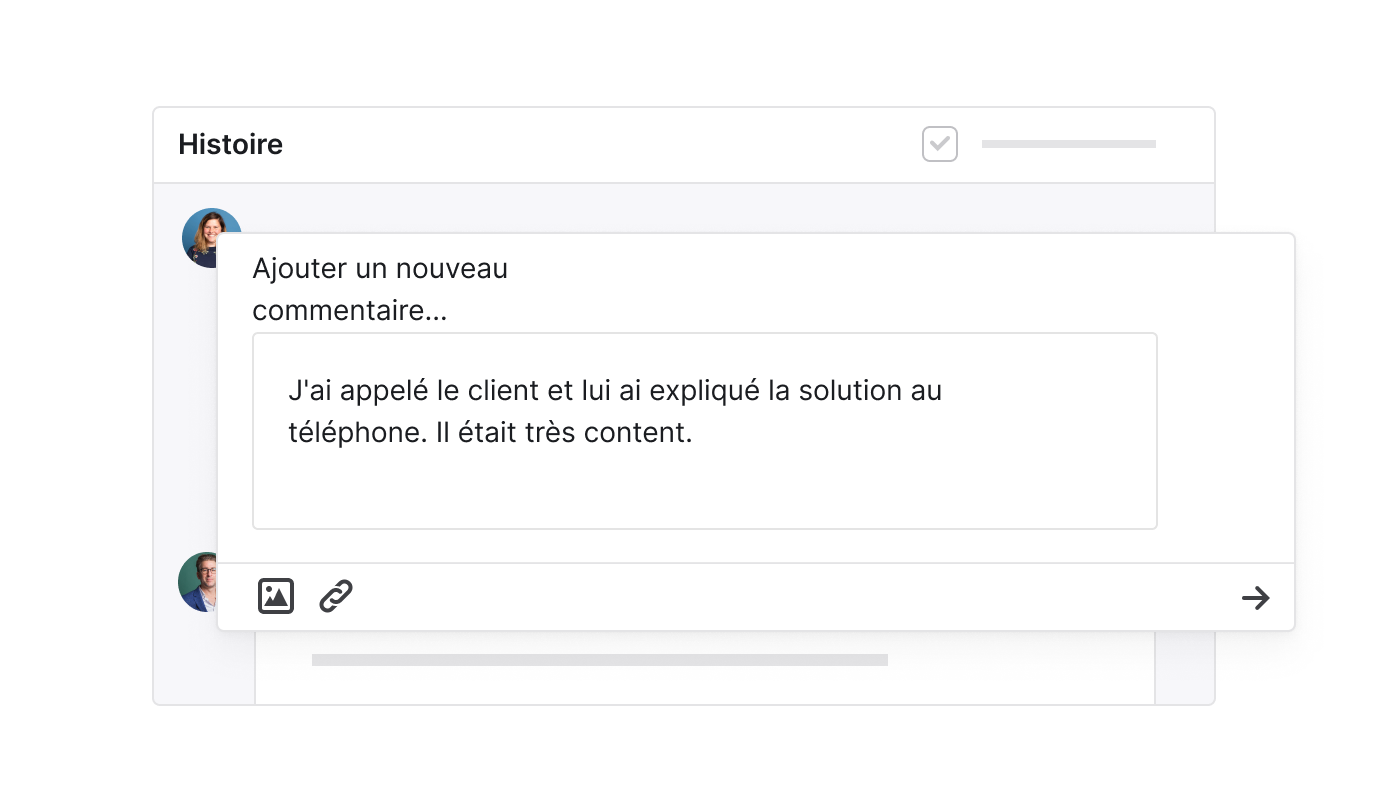 FR FR 2 4 Projecten In direct contact met je team klant