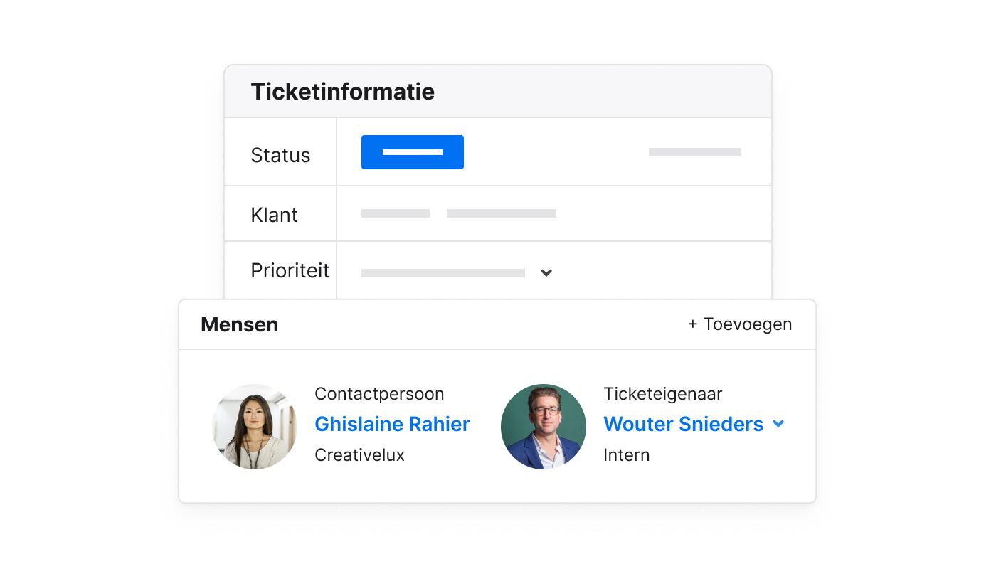 NL NL 7 1 Ticketing Alle vragen gecentraliseerd