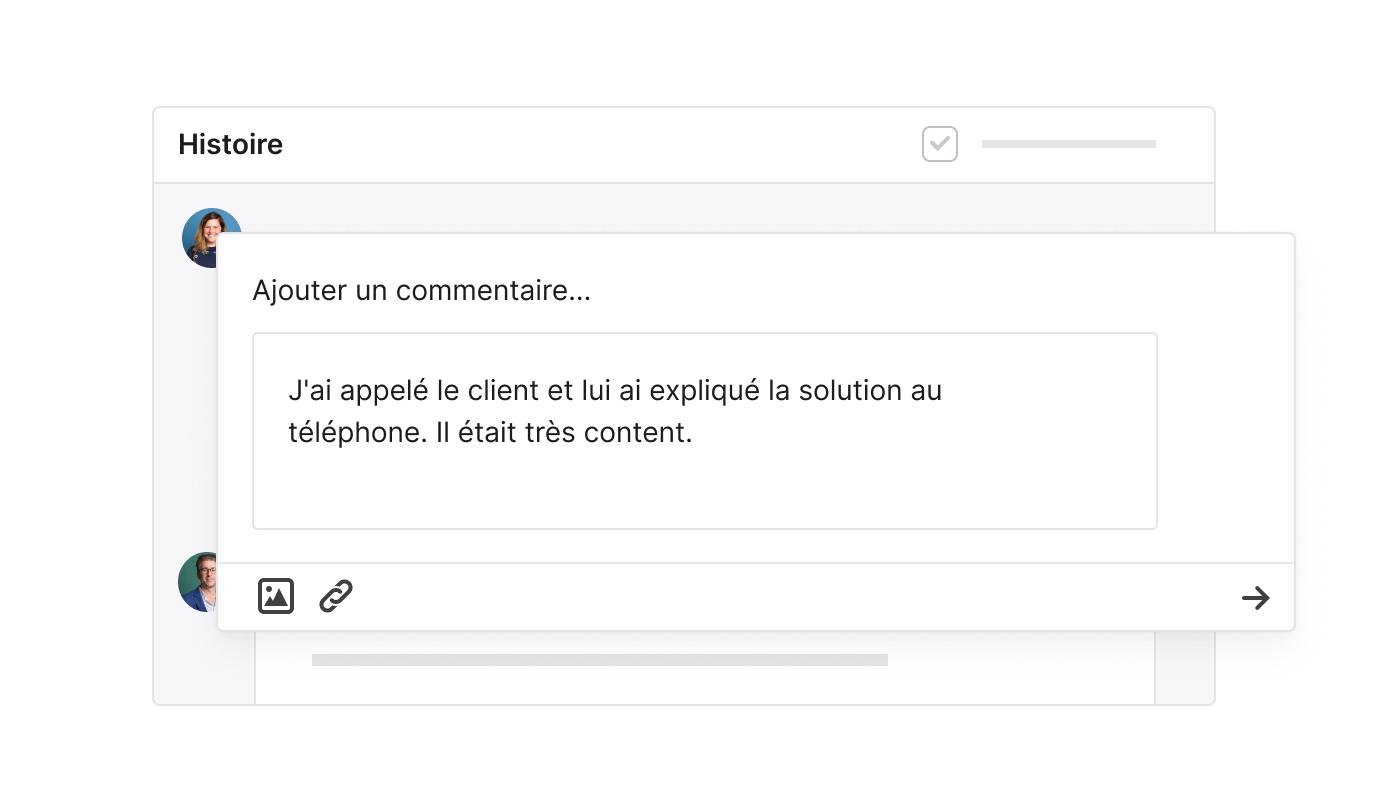 BE FR 2 4 Projecten In direct contact met je team klant