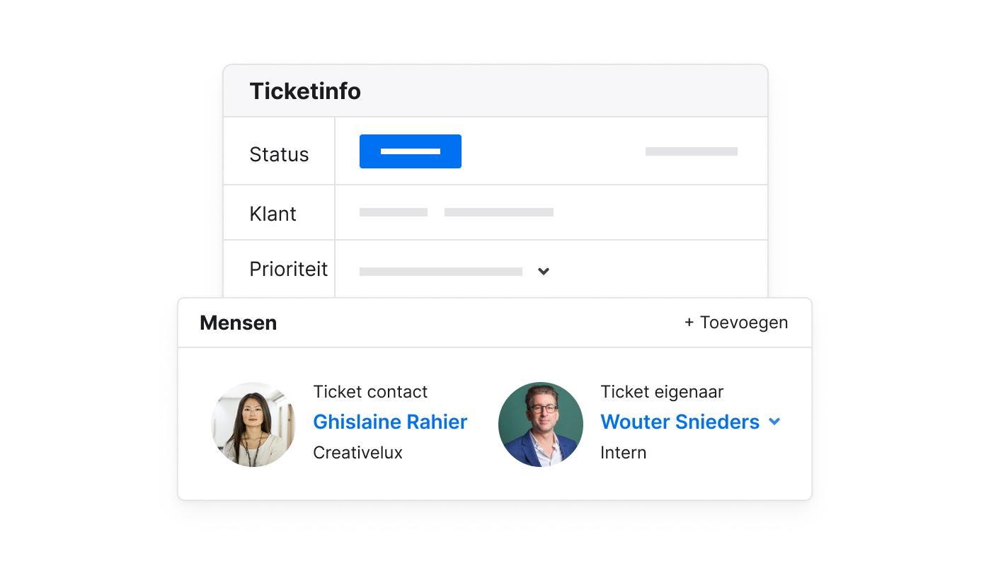 BE NL 7 1 Ticketing Alle vragen gecentraliseerd