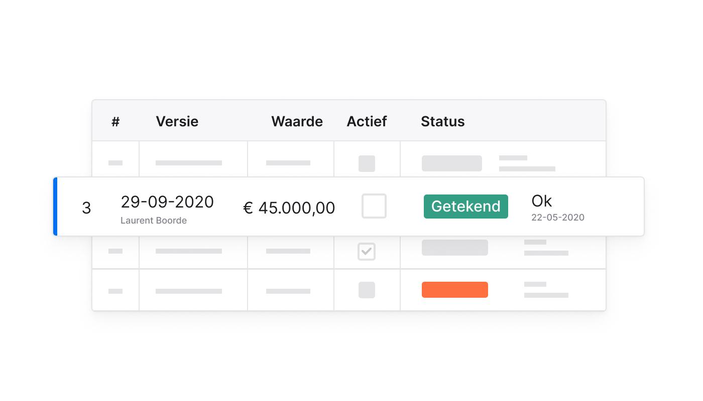 NL NL 1 3 Klantenbeheer offertes Makkelijk meerdere versies