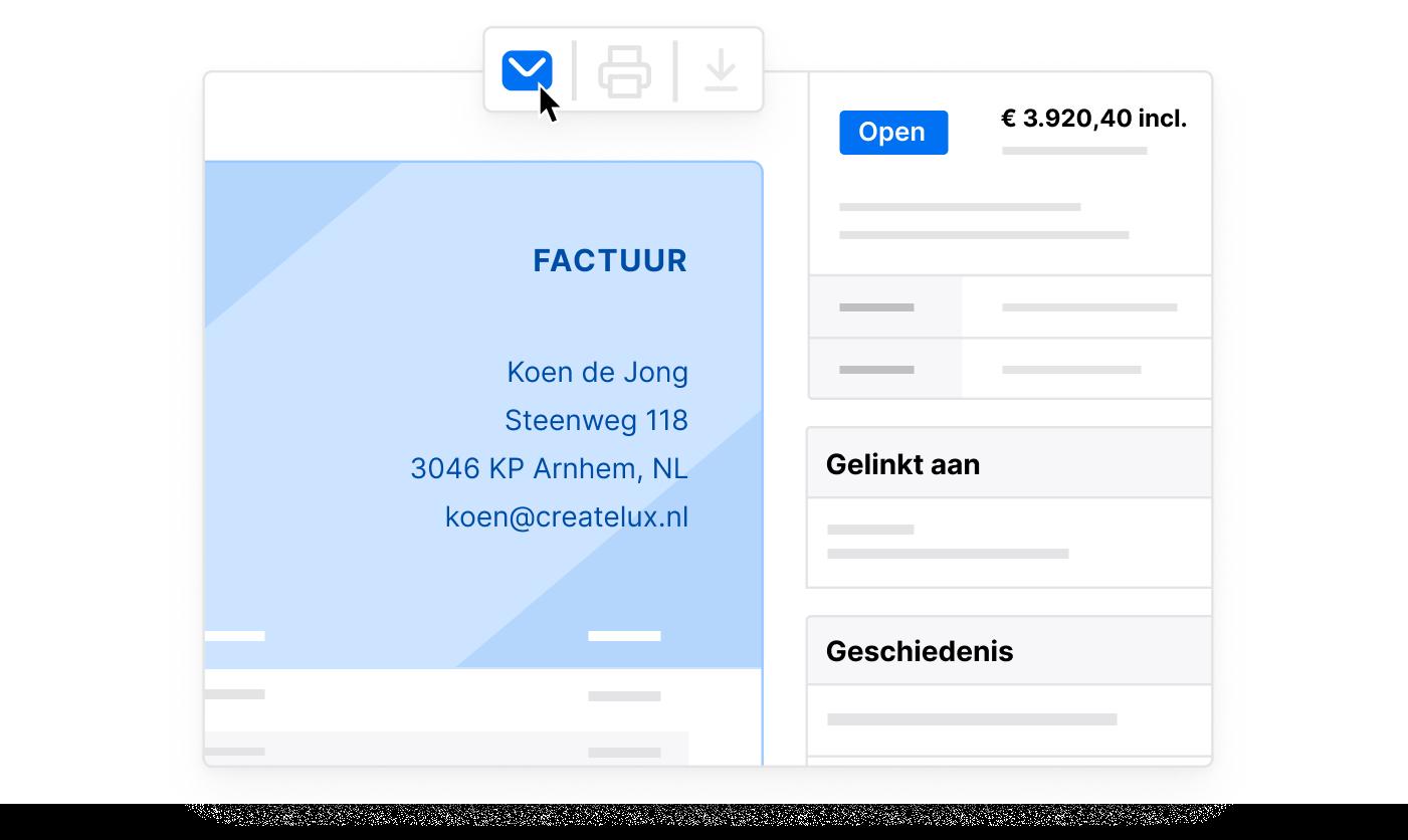 NL NL 4 3 Facturatie Professioneel in je eigen stijl