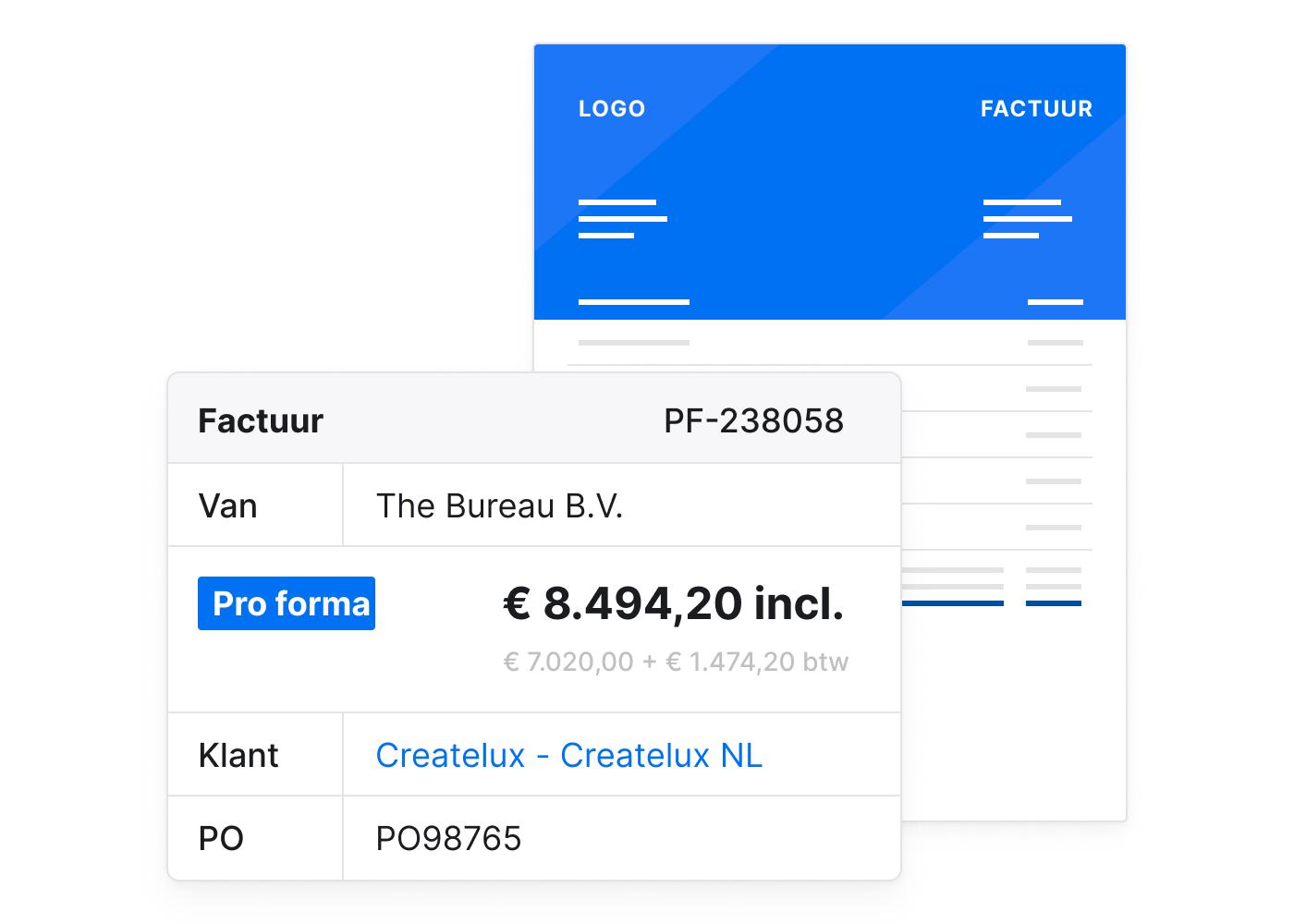 NL NL Home 4 Facturatie